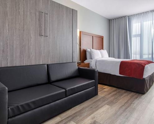 chambres et suites comfort inn & suites saint-jérôme