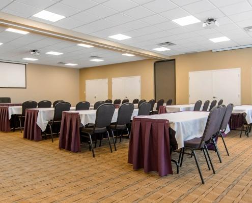 salle de conférence comfort inn & suites saint-jérôme
