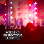 forfait souper spectacle comfort inn & suites Saint-Jérôme