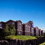 vue extérieure comfort inn & suites saint-jérôme