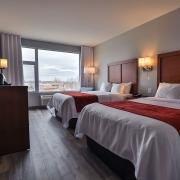 chambre vue comfort inn & suites saint-jérôme