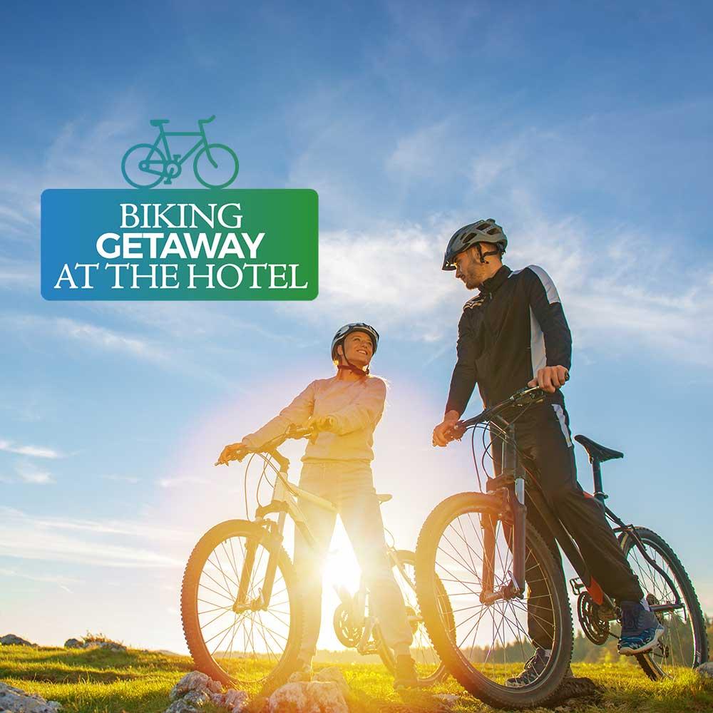 biking getaway comfort inn & suites saint-jérôme