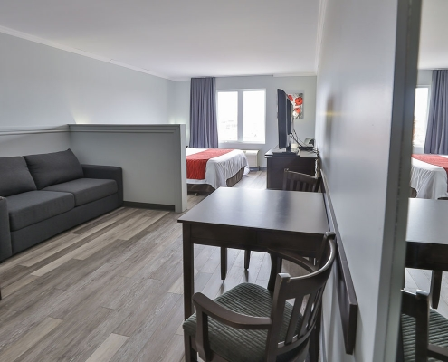 suite affaires comfort inn & suites saint-jérôme