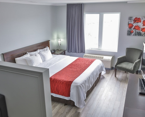 suite affaires comfort inn & suites saint-jérôme