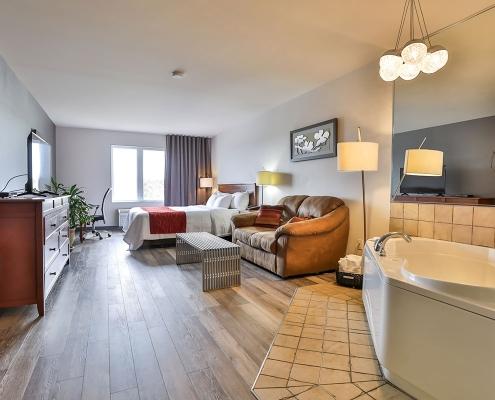 suite tourbillon comfort inn & suites saint-jérôme