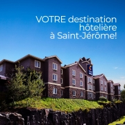 destination saint-jérôme comfort inn & suites saint-jérôme