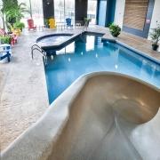 week-end en nature glissade piscine comfort inn & suites saint-jérôme